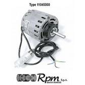 Moteur simple arbre court de RPM code 11045300