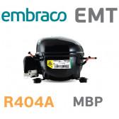 Compresseur Aspera – Embraco EMT6144GK - R404A